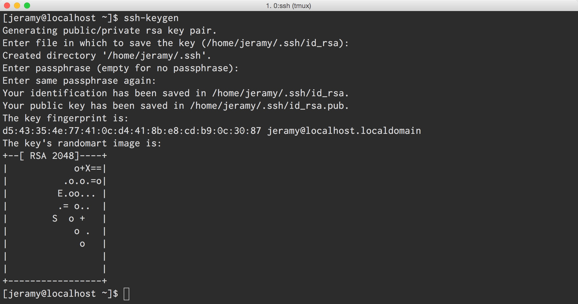 man ssh-keygen freebsd